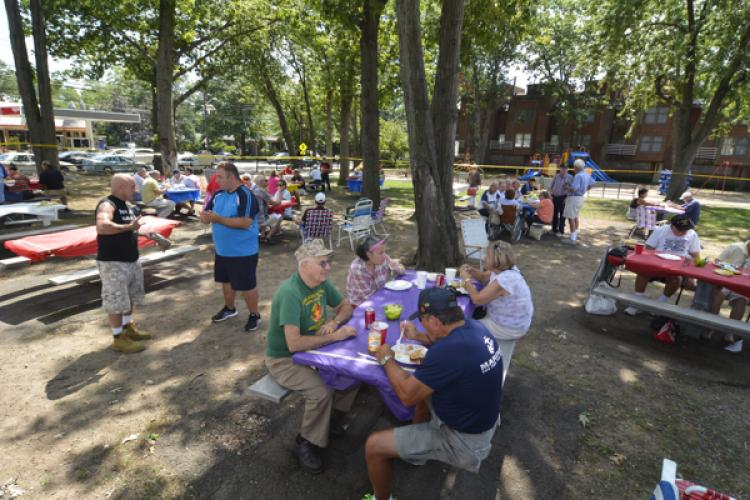 Fort Lee VFW Picnic 082116