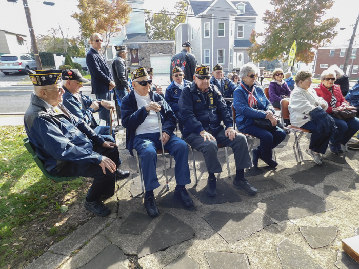 VFW Post 3149 Carlstadt Veterans Day