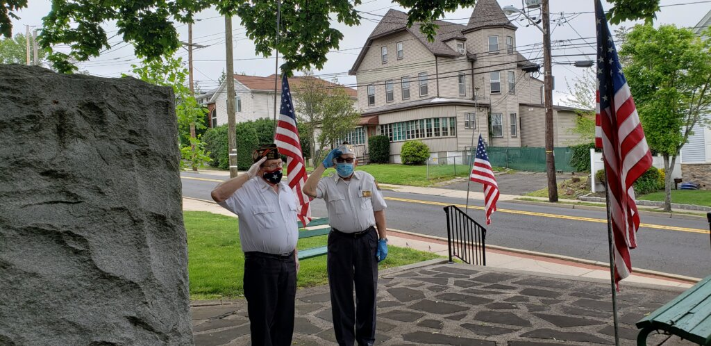 VFW Post 3149 Carlstadt 2020 Memorial Day