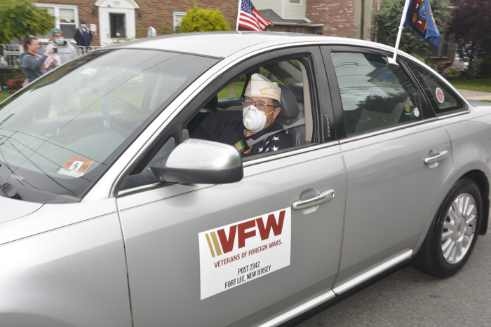 Fort Lee VFW Memorial Day 2020